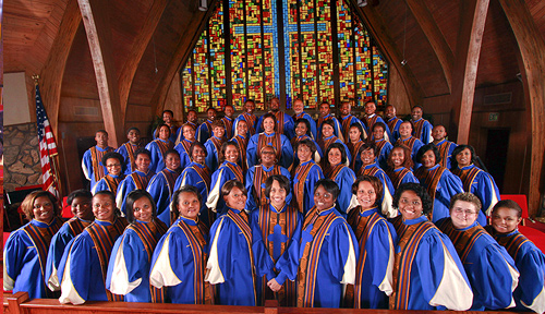 Anderson United Methodist Choir